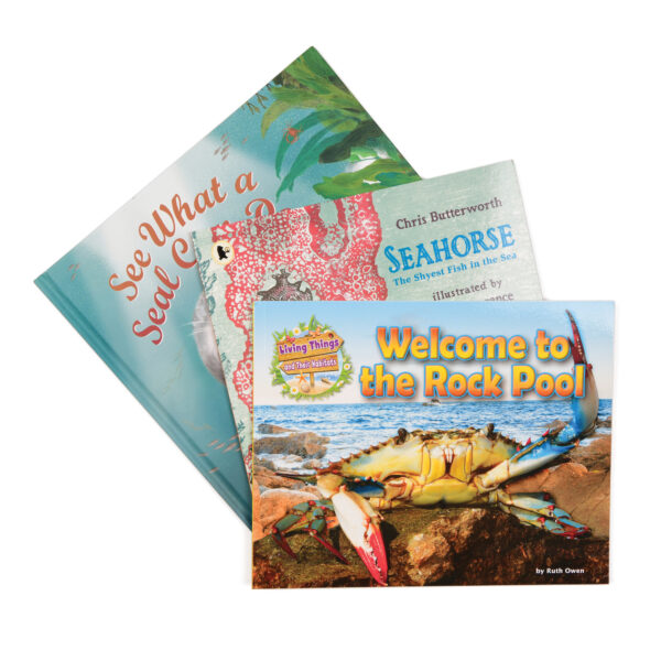 Sea & Shore Non-Fiction Book Set