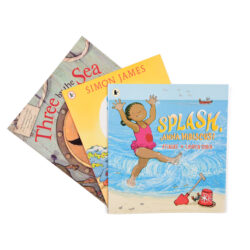 Sea & Shore Story Book set