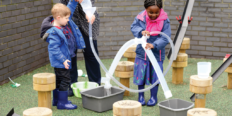 Exploring the Fantastic Possibilities of Maths Outdoors