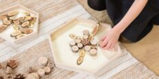 Transient Art and Loose Parts Play