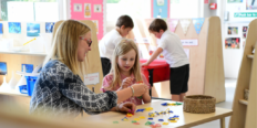 First Steps: A Review of the Planning Guidance for Early Years