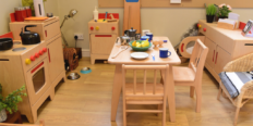 Maximising Learning in Continuous Provision – Domestic Role Play in EYFS