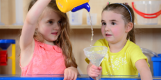 Maximising Learning in Continuous Provision – The Water Area