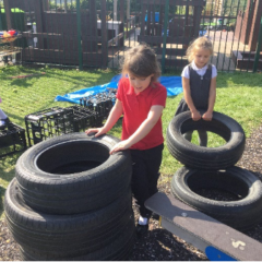 Play-Based Curriculum in Key Stage 1