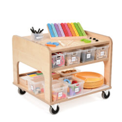 Complete KS1 Maths Trolley
