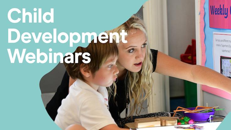 child development webinars