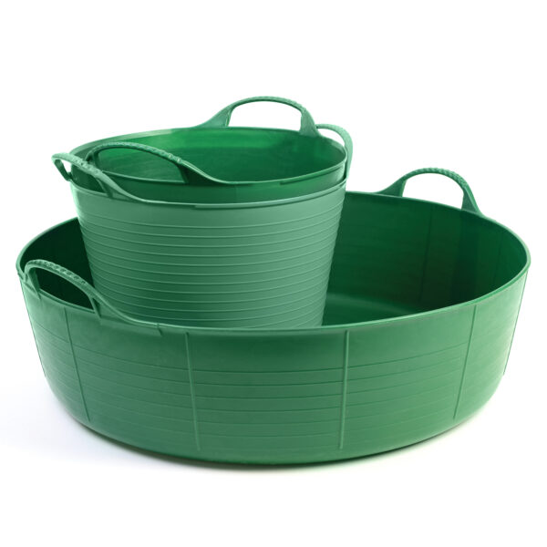 Set of Large & Small Trugs