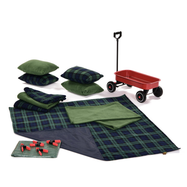 Camping Equipment Collection