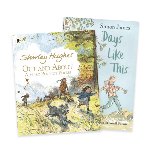 Poetry Out & About Book Set
