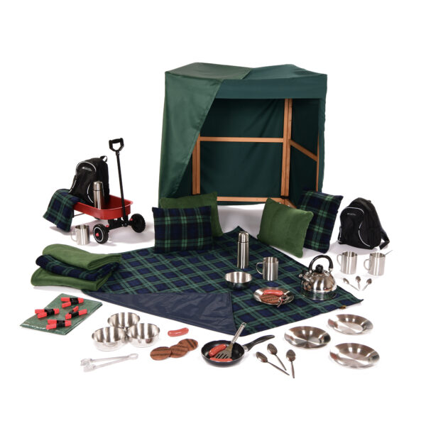 Role Play Camping Complete Collection 3-7yrs