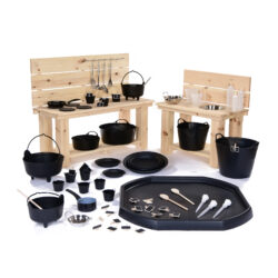 Mud Kitchen Complete Collection 3-7yrs