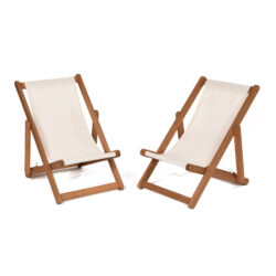 Set of Deck Chairs