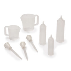 Set of Mixing Jugs & Bottles