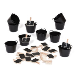 Set of Mini Trugs & Clips
