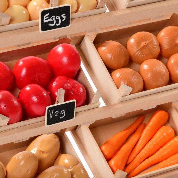 Market Stall Complete Shopping Collection
