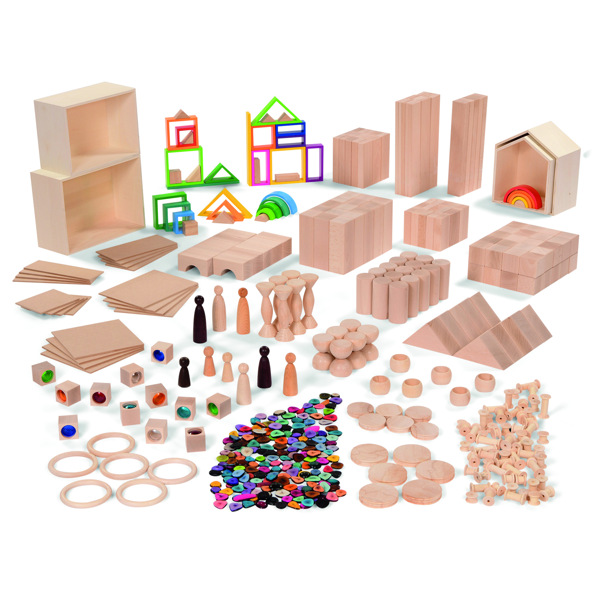 Block Resource Collection 4-5yrs