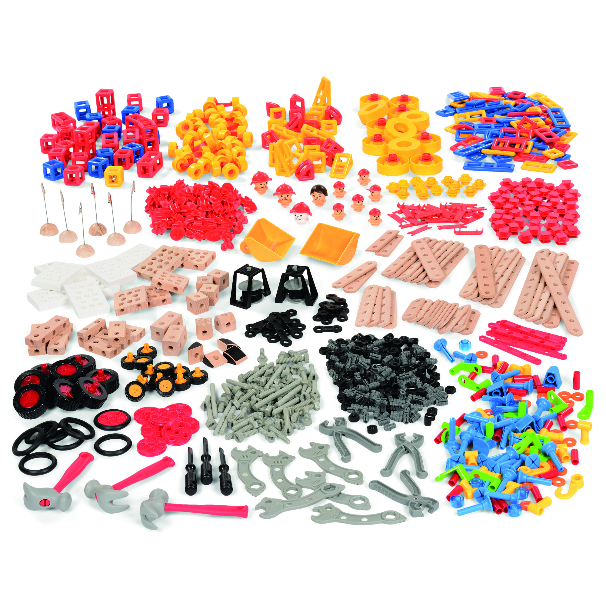 Small Construction Resource Collection 4-5yrs
