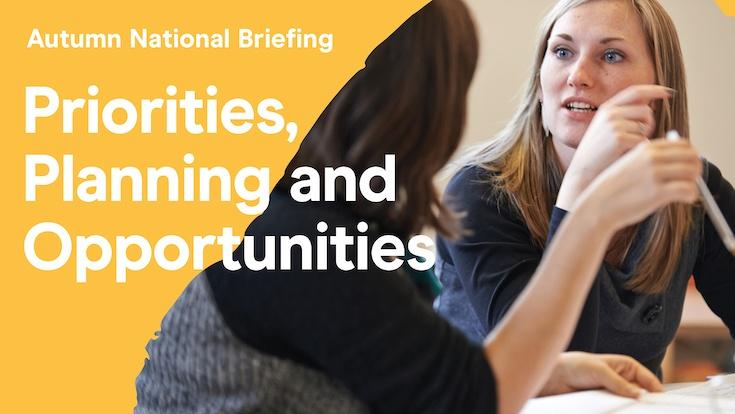Autumn National Briefing